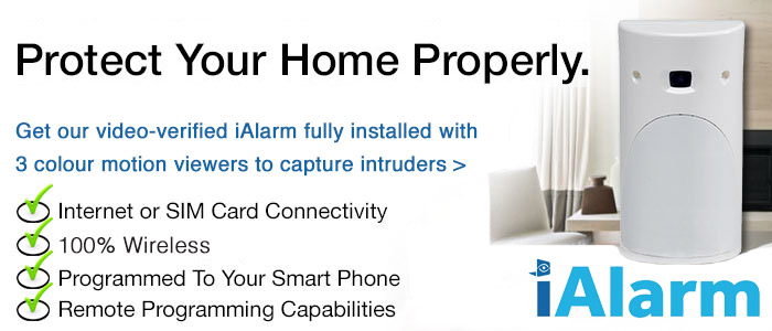 Geelong Security iAlarm