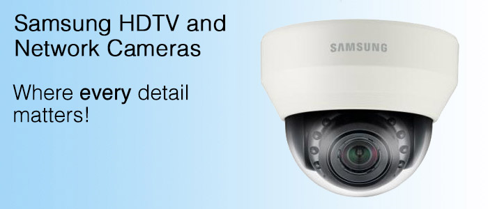 samsung hd security cameras