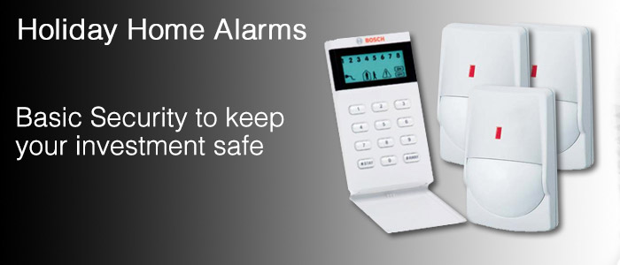 holiday home security systems
