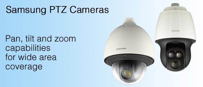 pan tilt zoom dome cameras